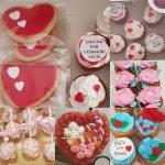 Galletas, cupcakes, cakepops y tartas de chuches