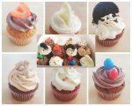 Deliciosos cupcakes para todos los gustos