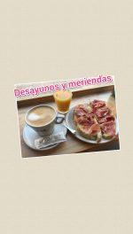 Cafés, infusiones especiales y tostadas